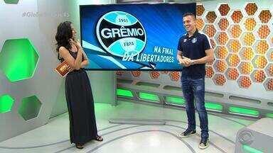 Globo Esporte RS - Bloco 3 - 02/11 - Assista ao vídeo.