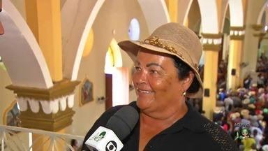 Fiéis mantêm tradição da maior romaria de Juazeiro do Norte - Confira mais notícias em G1.Globo.com/CE