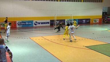 Confira as notícias da Copa TV Sergipe de Futsal - Confira as notícias da Copa TV Sergipe de Futsal.