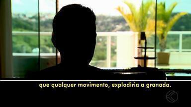 Ônibus com destino a Juiz de Fora é assaltado no Rio de Janeiro - Passageiro relatou à reportagem do MGTV como foram os momentos de desespero.