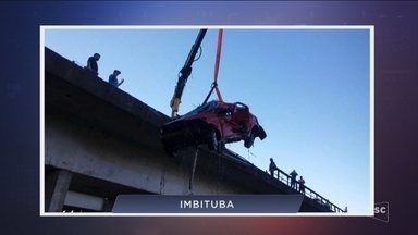Quatro pessoas morrem em acidentes nas rodovias de SC - Quatro pessoas morrem em acidentes nas rodovias de SC