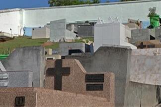 Dois dos 20 cemitérios da região estão contaminados, aponta Cetesb - Segundo estudo, cemitério de Sabaúna, em Mogi das Cruzes e São João Batista, em Suzano, estão contaminados por necrochorume.
