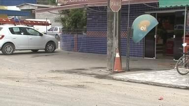 Idosa de 73 anos é atingida por bala perdida em São Francisco do Sul - Idosa de 73 anos é atingida por bala perdida em São Francisco do Sul