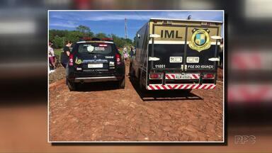 Enterrado corpo de travesti encontrado morto em Missal, nesta quinta-feira (02) - Polícia Civil de Medianeira investiga o caso.
