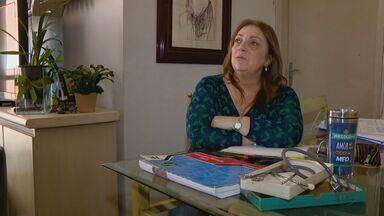 Estudante de Campinas, SP, administra tempo de estudo e sonha com aprovação em medicina - Susan Silvano já foi aluna do curso, mas teve que desistir por conta das altas mensalidades.