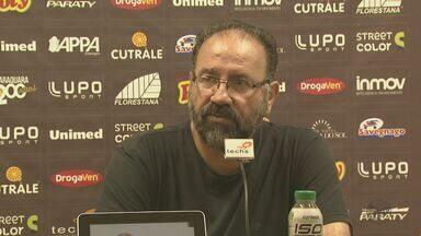 PC de Oliveira comenta importância da primeira partida da semifinal da Copa Paulista - Ferroviária e Portuguesa se enfrentam neste sábado (4), às 17h, no Estádio do Canindé em São Paulo.