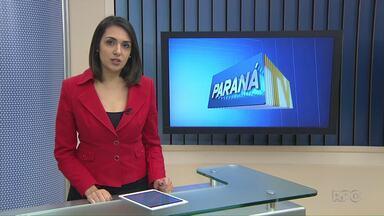 Continua internada mulher esfaqueada pelo marido em Ponta Grossa - O homem foi preso em flagrante e vai responder por tentativa de homicídio.