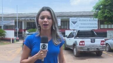 Suspeito de queimar meninas no interior do estado, é encontrado morto - As duas meninas foram transferidas para Porto Velho.