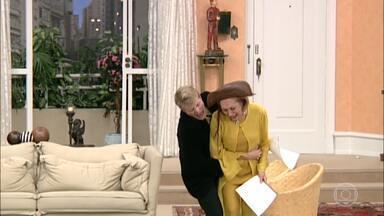 Sai de Baixo - A Rainha do Cangaço - Vavá abre uma agência de atores e é escalado para convocar o elenco de uma produção sobre cangaceiros