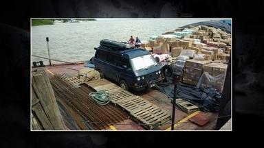 Tripulantes relatam detalhes do assalto a balsa com família americana - Pai, mãe e duas filhas pequenas estavam em jornada pelas Américas quando embarcação que viajavam, a caminho de Macapá, foi atacada por piratas.