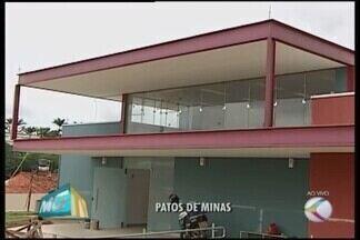 Diretor da Atenção Básica em Patos de Minas fala sobre obras de UBS - Unidade está sendo construída no Bairro Jardim Paulistana. Marcelo Marques Oliveira falou sobre previsão de término dos trabalhos.