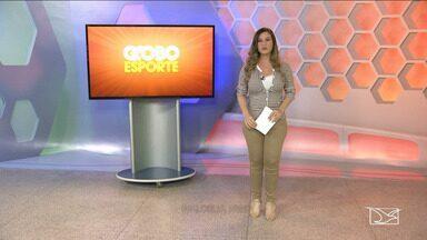 Globo Esporte MA 08-11-2017 - O Globo Esporte MA desta quarta-feira destacou o basquete master no Maranhão e o basquete para cadeirantes no Estado