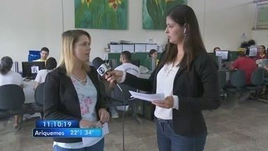 Prefeitura de Ariquemes realiza programa de recuperação de crédito na Semfaz - O programa é direcionado a pessoas em débito com a prefeitura.