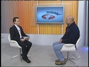 Clóvis de Barros Filho fala sobre carreira e qualidade de vida - Filósofo e professor participa de evento em Passo Fundo, RS