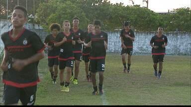 Time sub-20 do Campinense treina em João Pessoa de olho na Copa do Nordeste - Raposa aposta em parceria com Gérson Júnior para surpreender na competição regional, que acontece em Sergipe