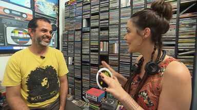 Cantor Luiz Caldas e crítico Luciano Matos falam do impacto da internet no mundo da música - Cantor Luiz Caldas e crítico Luciano Matos falam do impacto da internet no mundo da música