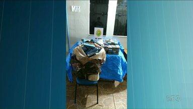 Polícia apreende 113 kg de maconha em Altônia - Oitenta quilos estavam em um veículo, e o restante, em uma residência.
