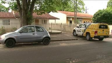 Suspeito de assalto morre em confronto com a PM em Umuarama - Segundo a polícia, ele foi morto durante uma perseguição.