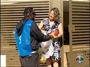 Mutirão da Campanha Natal Sem Fome será realizado neste sábado - Ação ocorrerá em vários bairros de Presidente Prudente.