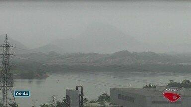 Sexta-feira (10) será de variação de nuvens em todo o ES, diz Incaper - Também tem previsão de chuva fraca no início da manhã.