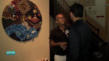 Exposição que retrata a importância da Cultura Afro de AL é realizada no Misa - Mostra estará exposta no Museu da Imagem e do Som de Alagoas até o final do mês de novembro.