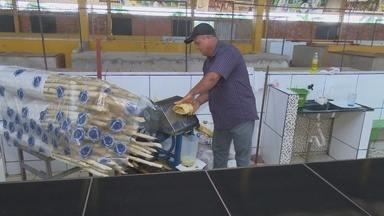 Confira as mudanças no horário de funcionamento do Feirão do Produtor em Cacoal - Os feirantes poderão vender os produtos nas terças e quintas-feiras.