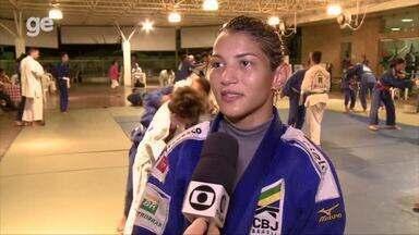 Sarah Menezes foca atenções no Campeonato Brasileiro sênior para voltar à seleção - Sarah Menezes foca atenções no Campeonato Brasileiro sênior para voltar à seleção