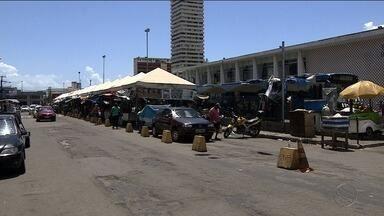 Comerciantes do Centro estão com medo da violência na região - Comerciantes do Centro estão com medo da violência na região.