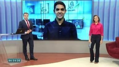 Confira os destaques do esporte do Bom Dia CE desta sexta-feira (10) - Saiba mais em g1.com.br/ce