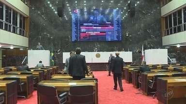 Assembleia Legislativa está há mais de três meses sem votar um único projeto de lei - Assembleia Legislativa está há mais de três meses sem votar um único projeto de lei