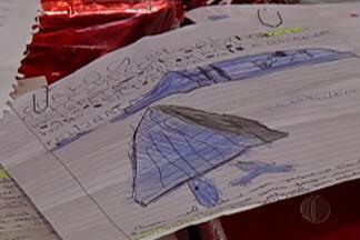 """Campanha """"Papai Noel dos Correios"""" começa nesta sexta-feira - Projeto existe há 28 anos. População pode adotar cartas escritas por crianças."""