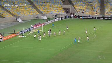 Coritiba empata com o Fluminense - Em jogo movimentado e com participação decisiva dos zagueiros, Coxa arranca o 2x2 e soma mais um ponto importante no Campeonato Brasileiro