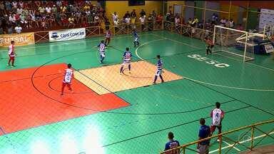 Time de Petrolina, o Garapa, perde primeiro jogo das semifinais da Liga Nordeste de Futsal - O jogo foi contra o Brejo da Cruz da Paraíba.