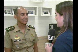 Termina a visita técnica do Ministério da Defesa em Santa Rosa, RS - É uma sondagem para ver o potencial das empresas do município.