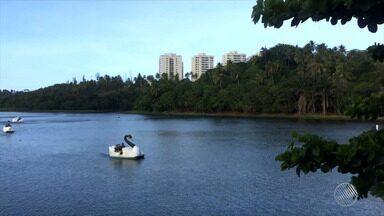 Por aí: GE.COM mapeia locais de Salvador para a prática de atividades físicas de graça - Parque São Bartolomeu e Parque de Pituaçu são as indicações desta sexta-feira (10).