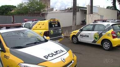 Mais de 30 presos são transferidos de cadeia de Maringá após tumulto - O princípio de rebelião começou na ala masculina que, de acordo com a polícia civil, está superlotada.