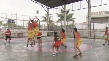 Finais da 3ª edição da Copa TV Tribuna de Vôlei Escolar acontecem na Arena Santos - Finais do feminino e masculino acontecem neste fim de semana.