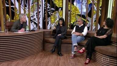 Daniela Thomas revela que se sentiu agredida em debate sobre seu filme - Ana Maria Gonçalves afirma que o debate acalorado é necessário para o avanço da discussão de ideias