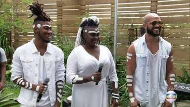 Carlinhos Brown apresenta o Timbalada do século 21 - Grupo conta com ex participante do The Voice