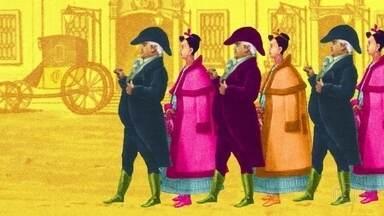 Falta de pontualidade começa com chegada da família real portuguesa - Era comum os nobres deixarem os súditos esperando por atendimento, só para demonstrar poder. O tempo foi passando, e pouca coisa mudou no Brasil.