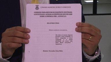 Prazo para encerramento da CPI da PBH Ativos termina sem votação do relatório - Reunião ocorreu na tarde desta segunda-feira (13). O ex prefeito de Belo Horizonte Marcio Lacerda (PSB) afirma que não houve irregularidades.