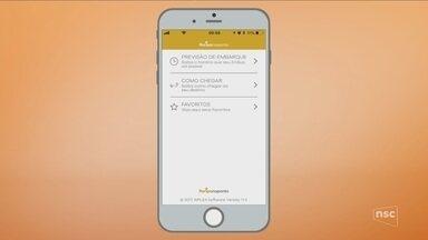 App que informa deslocamento de ônibus fica disponível para linhas convencionais - App que informa deslocamento de ônibus fica disponível para linhas convencionais
