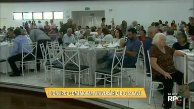 Pioneiros de Cascavel são homenageados em almoço - A homenagem faz parte do aniversário de 66 anos de Cascavel.