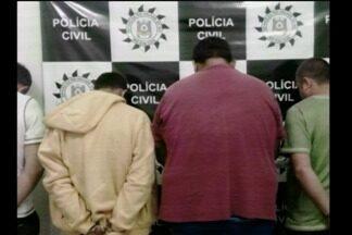 Sete pessoas presas na segunda fase da Operação Combate - Mandados foram cumpridos em Miraguaí, Redentora, Campo Novo e Montenegro, RS.