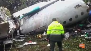 MPF suspeita que empresa de voo da Chapecoense não pertence aos donos oficiais - MPF suspeita que empresa de voo da Chapecoense não pertence aos donos oficiais