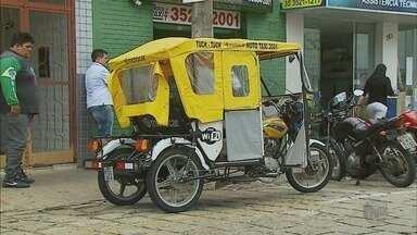 Tuk-tuk deve ser implementado nas ruas de Passos (MG) - Tuk-tuk deve ser implementado nas ruas de Passos (MG)