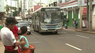 Passagem de ônibus em Apucarana sofre reajuste - A passagem subiu de R$2,90 para R$3,00.