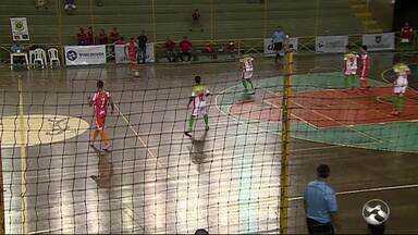 3ª Fase da Copa TV Asa Branca é realizada em Caruaru - Duas partidas foram disputadas no Ginásio do Sesc Caruaru