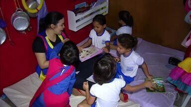 Professora cria método baseado na liberdade para ensinar crianças - Professora cria método baseado na liberdade para ensinar crianças