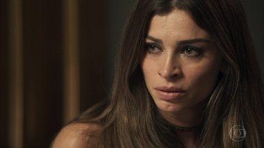 Lívia descobre os planos de Sophia e faz uma proposta - Ela insiste em querer o filho de Clara